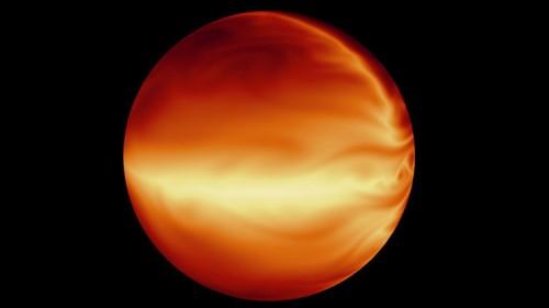 Pianeta extrasolare: in appena 24 ore sbalzi termici fino a 815°C