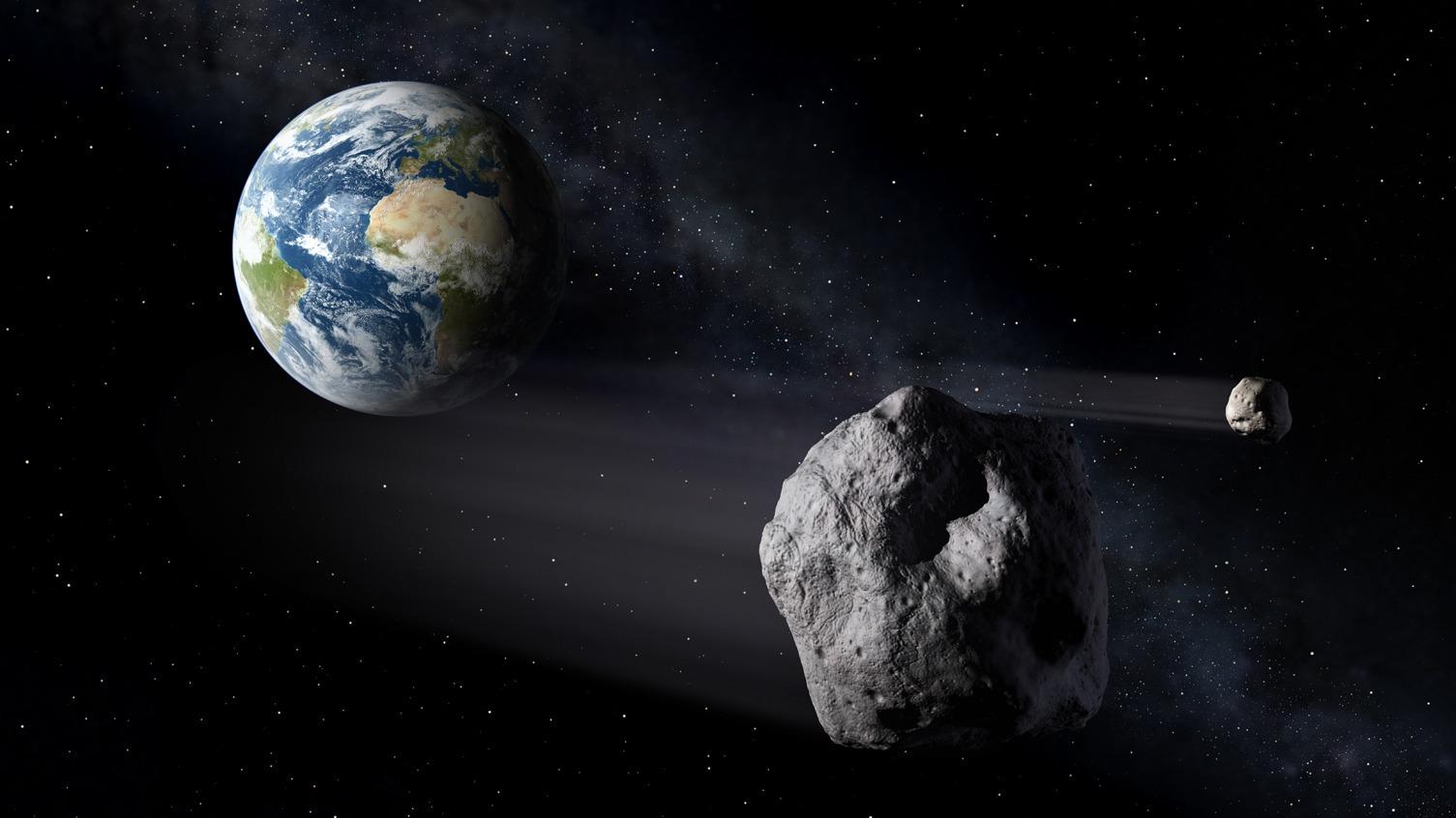 Asteroide si avvicina alla Terra, nullo il rischio di impatto