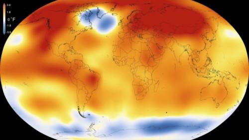 Clima: Febbraio da caldo record, forse c'è lo zampino di El Nino
