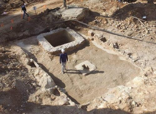 Archeologia, rinvenuto antico impianto ricreativo romano a Gerusalemme