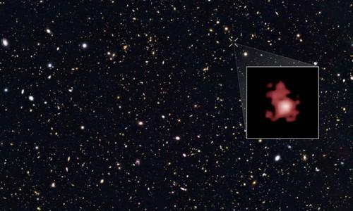 Astronomia, scoperta la galassia più lontana dell'Universo
