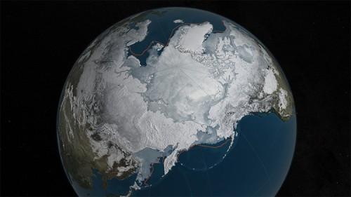 Ghiaccio artico, raggiunto un nuovo preoccupante minimo storico