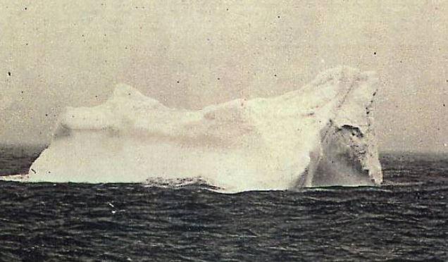 Titanic: l'iceberg che affondo' la nave era nascosto da 100mila anni