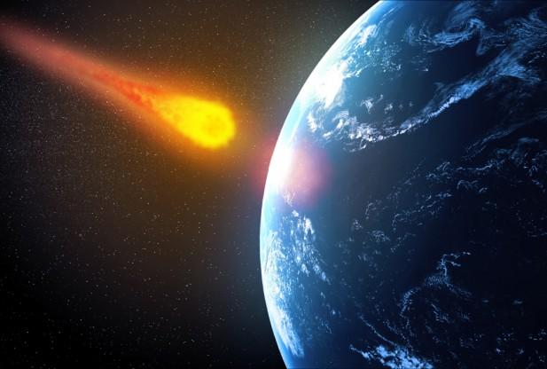 Meteorite esplode sui cieli della Scozia