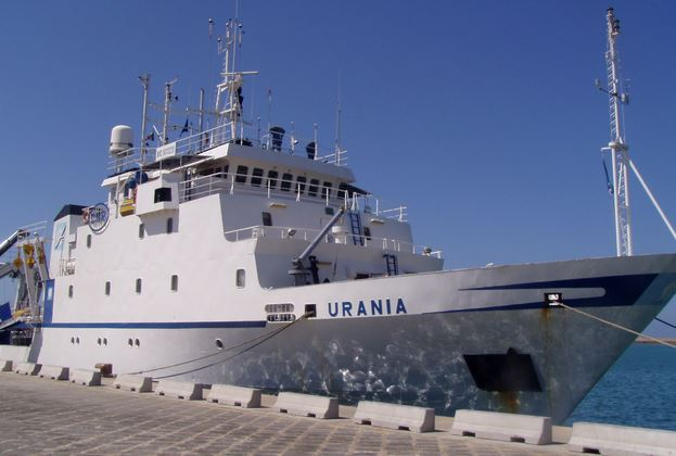 Ingv: Golfo di Napoli, scoperto un duomo lavico sul fondale