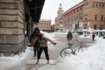Neve Emilia Romagna: ecco dove potrebbe cadere al piano
