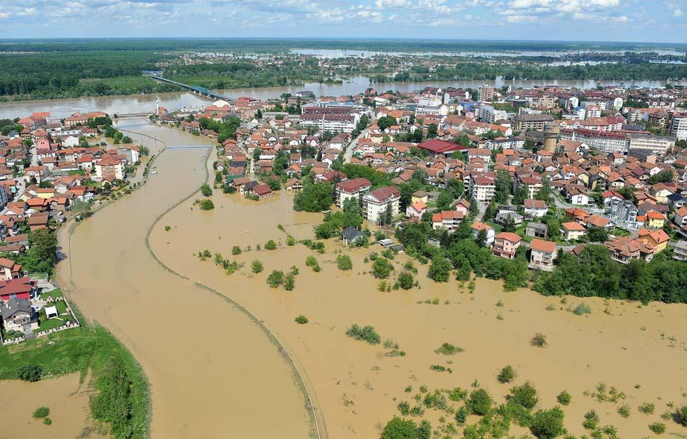 Clima: aumentano i giorni di pioggia estrema