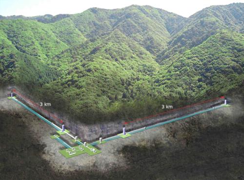 Onde gravitazionali, il Giappone testa il rivelatore Kagra