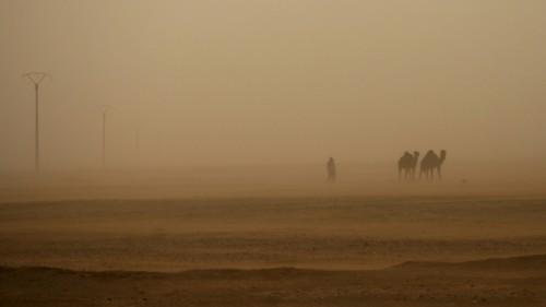 La sabbia del Sahara sta cambiando il clima del nostro Pianeta