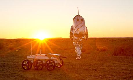 Viaggiare su Marte aumenterebbe il rischio di tumori