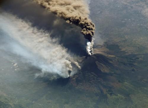 Etna, il più grande vulcano d'Europa