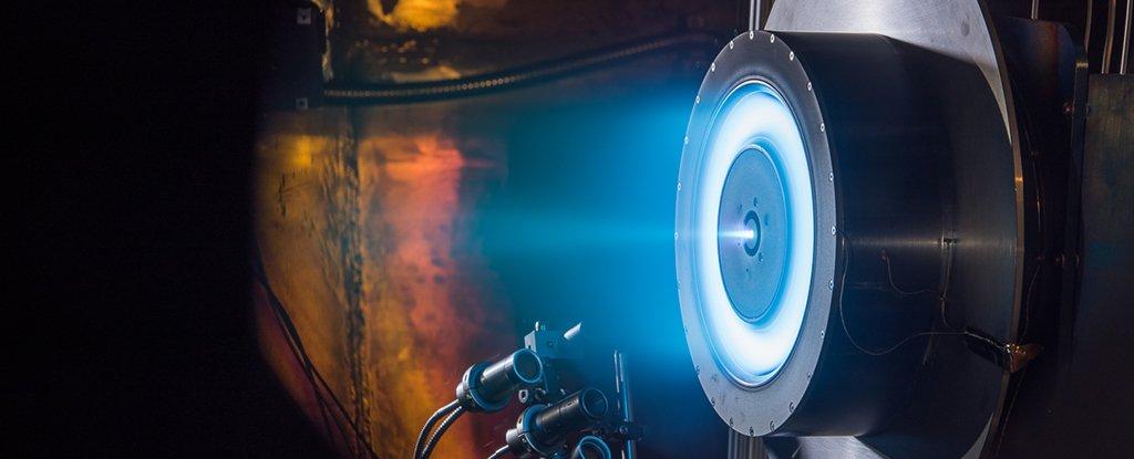 NASA: annunciata la costruzione di un sistema di propulsione elettrica
