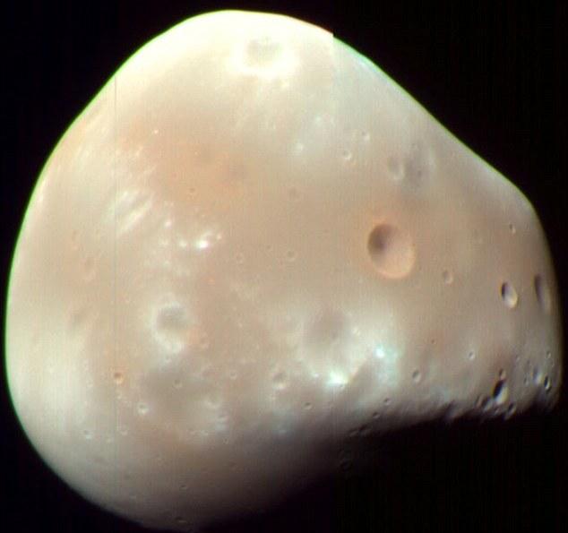 Marte: Phobos e Deimos create da un gigantesco asteroide?