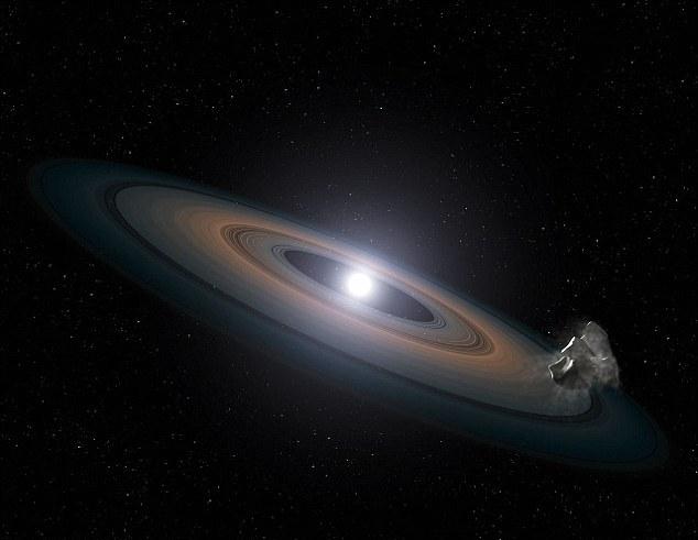 Universo: storica testimonianza del 1917 di una nana bianca contaminata