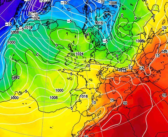 Meteo Italia: caldo in arrivo in due step, al Sud sembrerà Estate