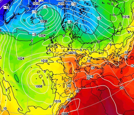 Caldo Italia: clima estivo per giorni, poi tornano freddo e maltempo