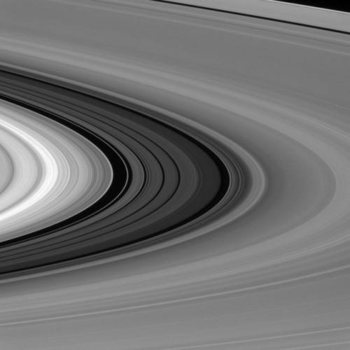 Saturno: spettacolare foto della 'Divisione Cassini'