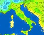 Dal caldo al freddo in 24 ore, che differenza termica sull'Italia