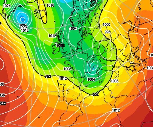 Meteo Italia: dopo il caldo tornano il freddo e il maltempo