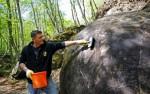 Roccia sferica scoperta in Bosnia, ancora dubbi sulla sua natura
