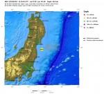 Terremoto Giappone, registrata forte scossa M 5,8 davanti a Fukushima