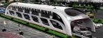 Autobus che 'scavalca' le auto: l'incredibile invenzione in Cina