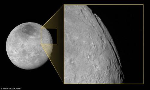 Caronte: le immagini di Argo Chasma, il canyon colossale
