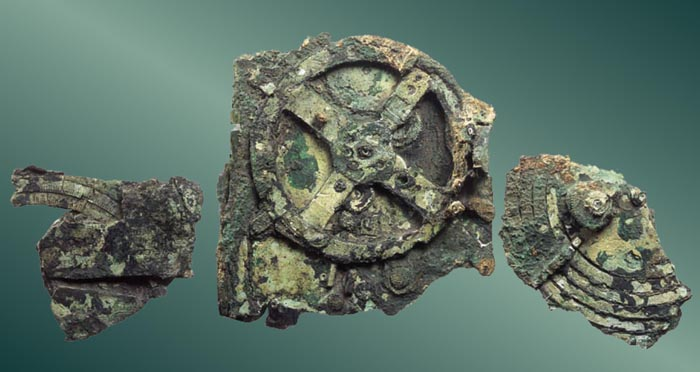 Antikythera, nuova ipotesi sulla funzione del dispositivo