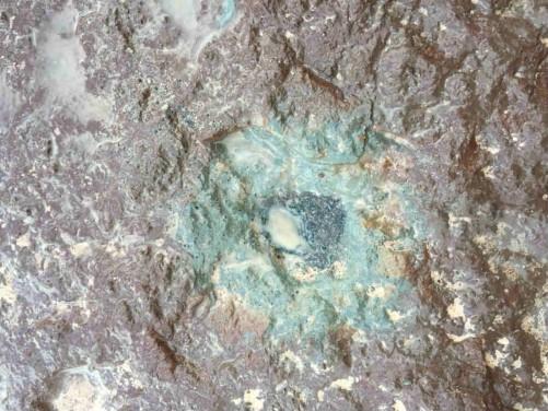 Svezia: scoperto un meteorite composto da sostanze inedite
