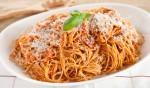 Spaghetti al sugo, la ricerca: 'Un elisir di lunga vita'