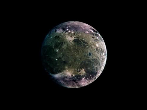 Ganimede: lo studio sulla luna più grande del Sistema Solare