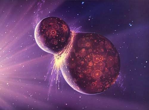 Luna: spaventoso impatto con un pianeta ne ha cambiato la fisionomia