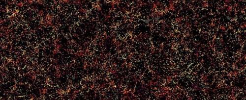 Spazio: ecco la più grande mappa dell'Universo mai realizzata