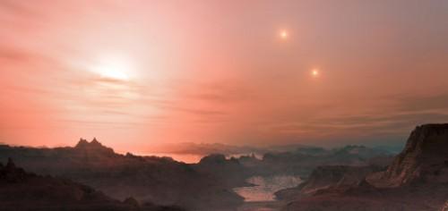 Astronomia, dove il giorno dura più a lungo: il pianeta con tre soli