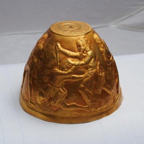 Archeologia: scoperto un tesoro degli Sciti con tracce di droghe