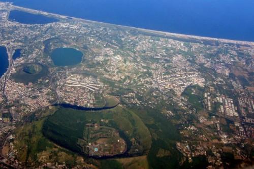 Campi Flegrei: scoperta l'origine dell'innalzamento del terreno