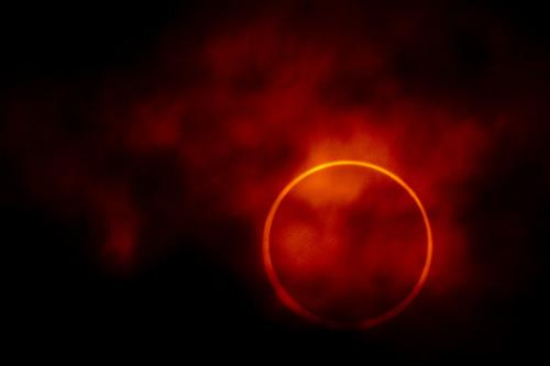 Eclissi solare anulare: pochi giorni all'incredibile evento