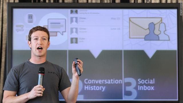 Facebook: pubblicati gli incredibili stipendi degli stagisti