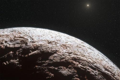 Niku: il pianeta 'ribelle' che si muove verso l'alto