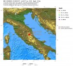 Terremoto oggi 24 Agosto 2016 Roma Lazio Umbria Abruzzo Marche Toscana, 6.3 Richter