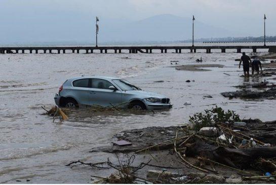 Alluvione in Grecia e nei Balcani: danni e morti