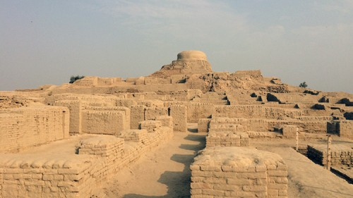 Archeologia: civiltà vissuta senza guerra per sette secoli