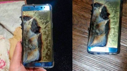 Samsung, bloccata la vendita del Galaxy Note 7: può esplodere