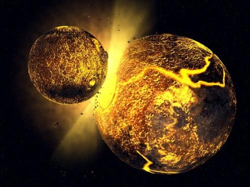 Spazio: la Luna è una 'parte' della Terra, la conferma