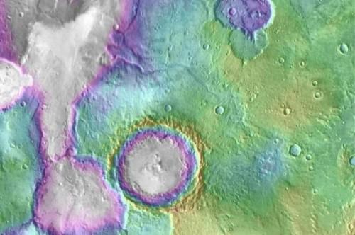 Marte: presenza di acqua in epoche più recenti del previsto