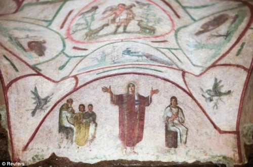 Archeologia: esistevano donne sacerdotesse in età Paleocristiana?