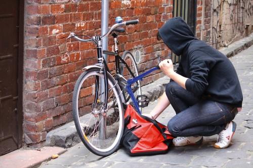 Tecnologia: inventato l'antifurto per la bicicletta che provoca il vomito