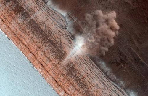 Marte: come i terremoti potrebbero portare la vita