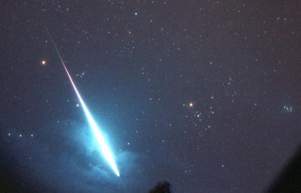 Spazio: le congiunzioni e le stelle cadenti di ottobre