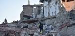 Terremoto: forte scossa 'accoglie' il papa nelle zone colpite